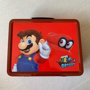 Super Mario Odyssey Tin Lunch Box